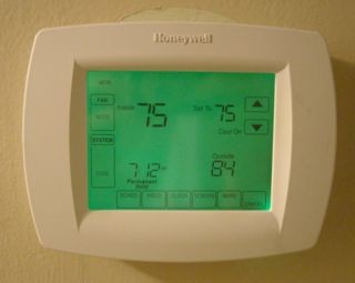 don t set your air conditioner thermostat like this rh energyvanguard com Heat Pumps Central Air Conditioning Heat Pump Air Conditioning