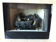 a ventless gas fireplace is a liability rh energyvanguard com ventless gas fireplace logs smell ventless gas fireplace log inserts