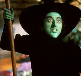 The Wicked Witch of the West knows about phase changes!