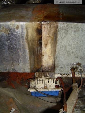 hvac air conditioner condensate pump crawl space moisture problems