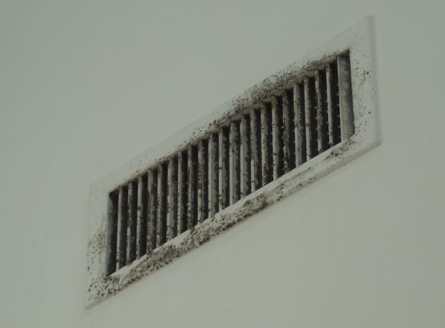 Why Do Air Conditioning Vents Sweat? - Energy Vanguard