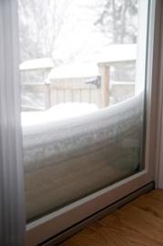 Storm Door Building Envelope Home Energy Efficiency Improvement